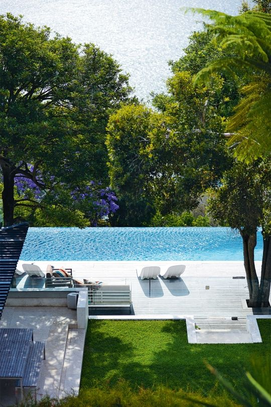 Swimming pool goals: inspiration for at-home summer relaxation - Vogue Living