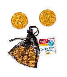 """Pippi Langstrumpf: Goldmünzen. Zu einem ordentlichen Pippi Schatz gehören diese """"Goldmünzen"""" einfach dazu! Ab 3 Jahren."""