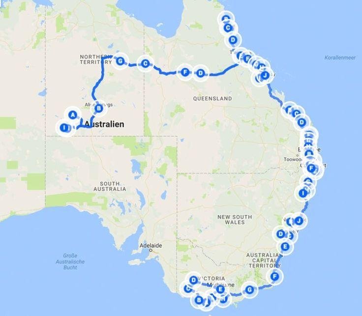 Road Trip Australien – 6 Blogger verraten dir die besten Routen, Reisetipps und Highlights