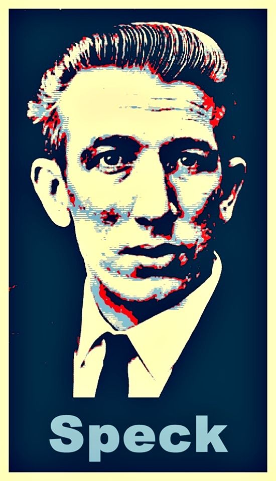 Serial Killer Richard Speck - Obama Style Poster Pop Art.