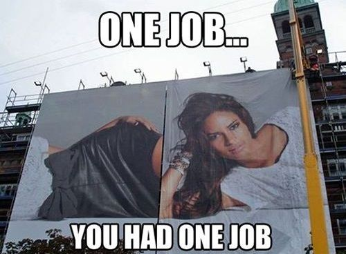 one job: Dust Jackets, Books Jackets, Onejob, Funny Stuff, Humor, Photo Galleries, Funnystuff, Dust Covers, One Job