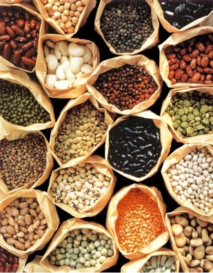 Dried to Canned Beans Conversion Table for Recipes ~ also there's a link to the other page for more reading for great topics on how to wash, soak your beans, etc.  Also, check out some of the recipes too!