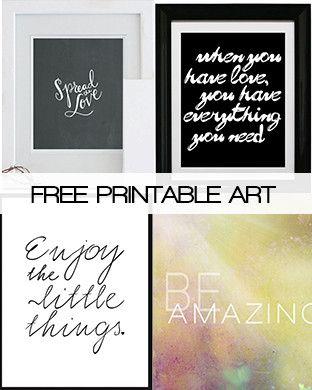 Free printable art - Ottawa Arts & Crafts | Examiner.com