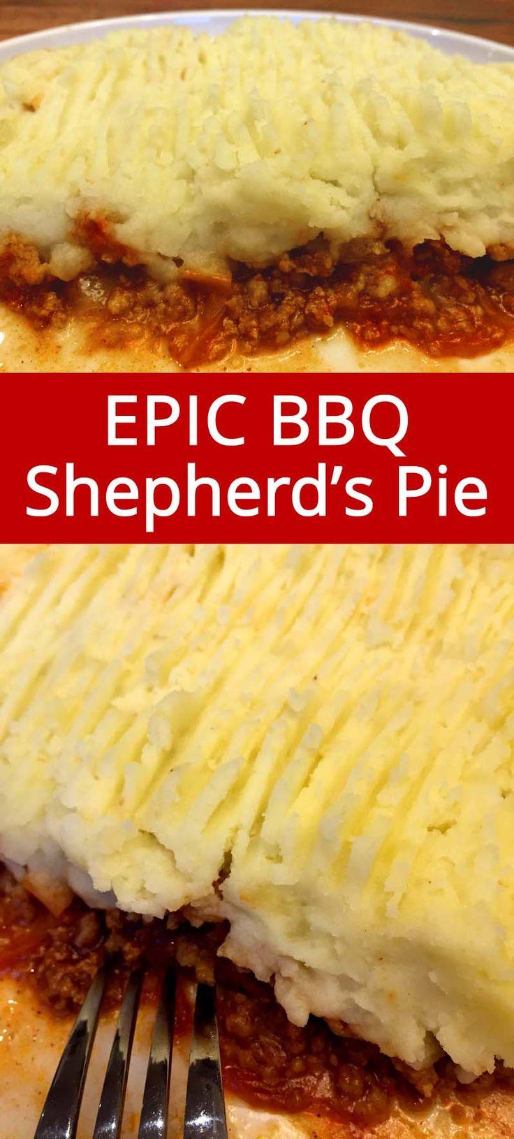 BBQ Beef Shepherd's Pie – Beef