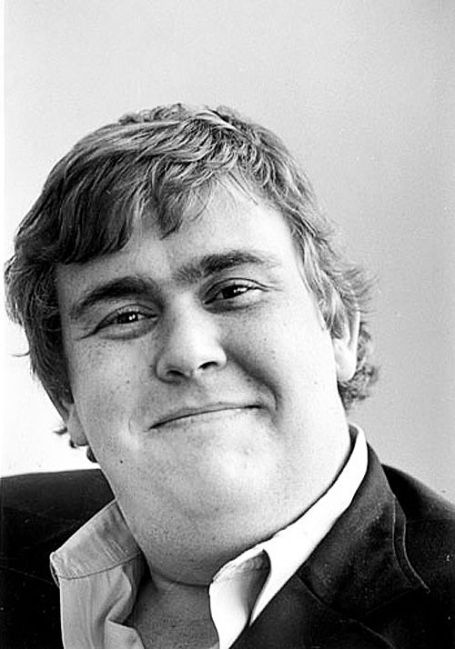 The wonderful, wonderful, beloved John Candy. We miss him! (And so does the CFL)
