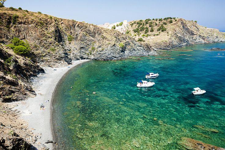 Cap Peyrefite à Cerbère, Pyrénées-Orientales : Les plus belles plages de Méditerranée - Linternaute