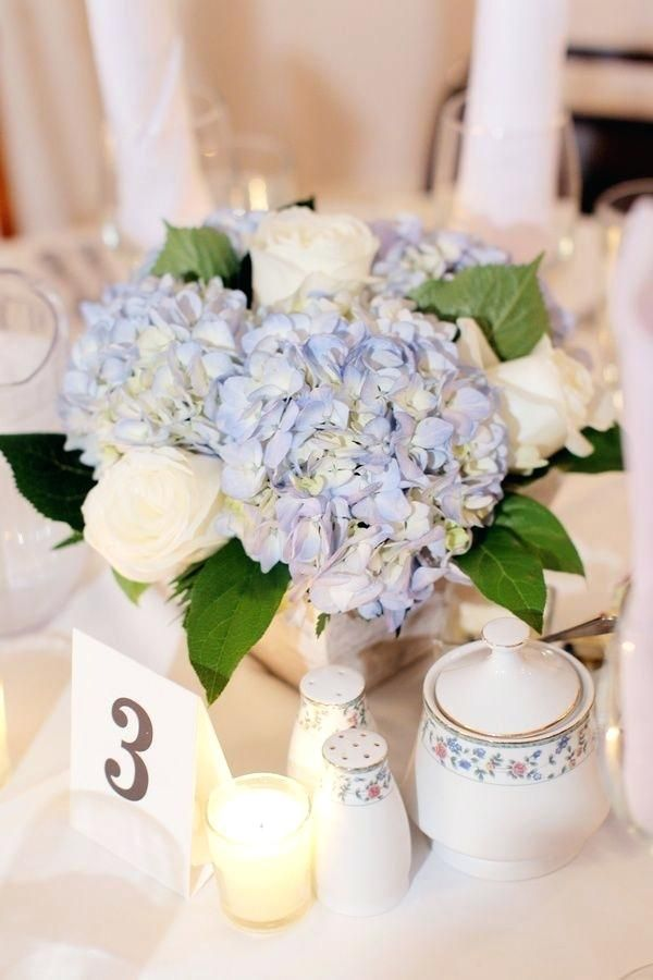 Hydrangea Flower Arrangements Centerpieces Wedding Weddingdecor Weddin Centerpiece Wedding Flower Arrangements Wedding Flower Arrangements Wedding Flowers