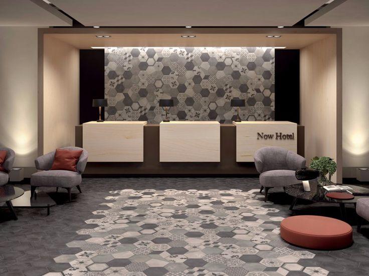 Full-body porcelain stoneware wall/floor tiles TERRA - Ceramiche Marca Corona