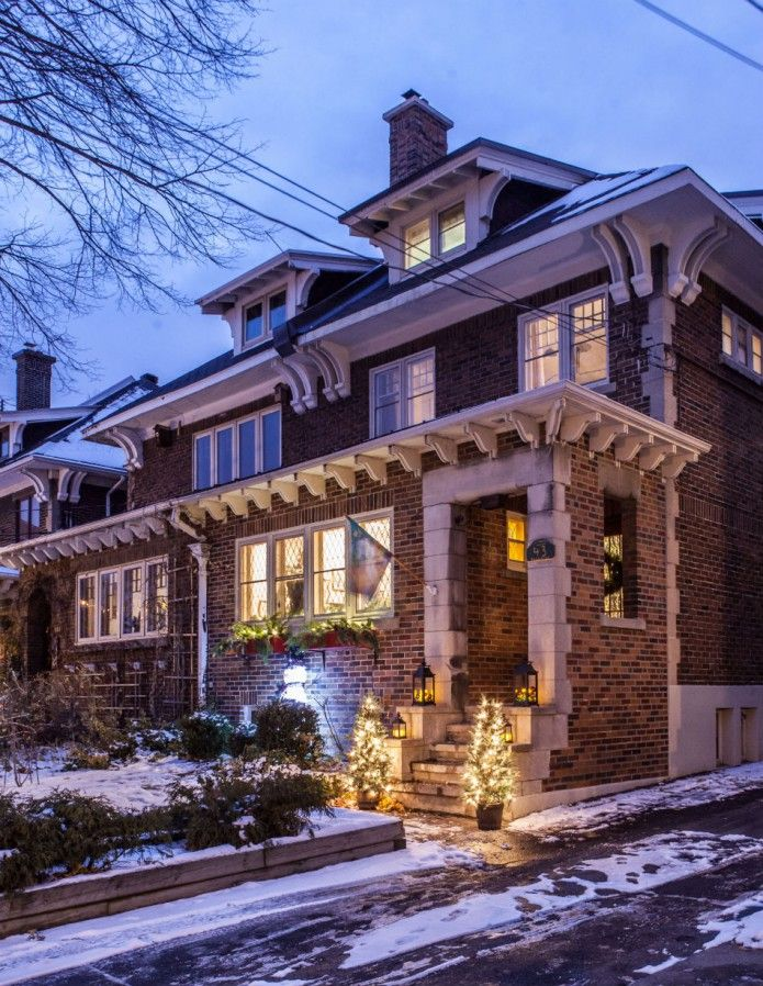 Blog de Damask et Dentelle » Blog Archive CANVAS: Christmas at my Forever House
