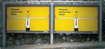 clp billboard tasarımı basımı baskısı örnekleri fiyatı fiyatları ankara konya reklam ajansı matbaa