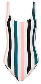 Solid & Striped Solid & Striped Anne-Marie Striped Swimsuit