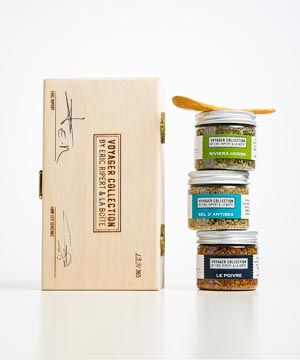 This spice set from Eric Ripert and Lior Lev Sercarz will allow your explorer to season well, even on the go.