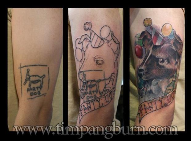 10 Impressive Tattoo Cover Ups | Mental Floss