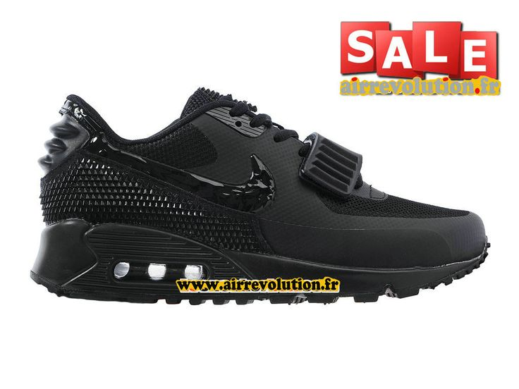 ... NIKE AIR MAX 90 YEEZY 2 SP (BLKVIS) - CHAUSSURE NIKE SPORTSWEAR PAS  CHER ...