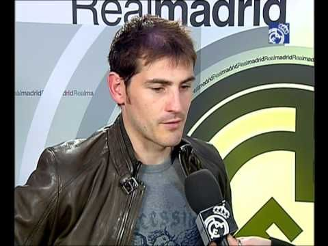 Video Iker Casillas speaks to RealMadridTV after the game against Malaga