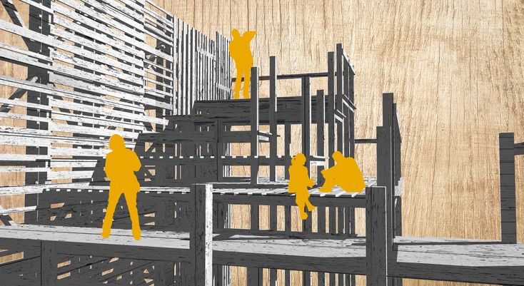 Galería de Revisa el Pabellón de Tatiana Bilbao en el Museo Tamayo - 15