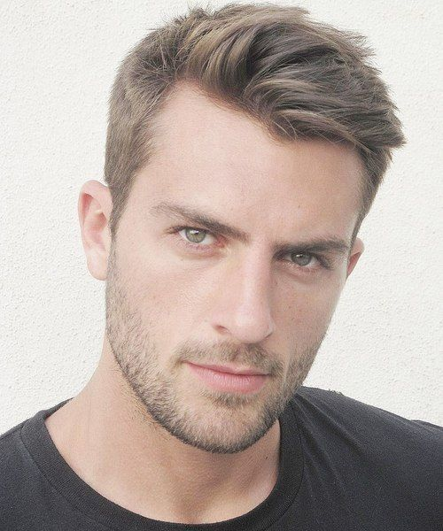 Outstanding 1000 Ideas About Men39S Hairstyles On Pinterest Haircut Styles Short Hairstyles Gunalazisus