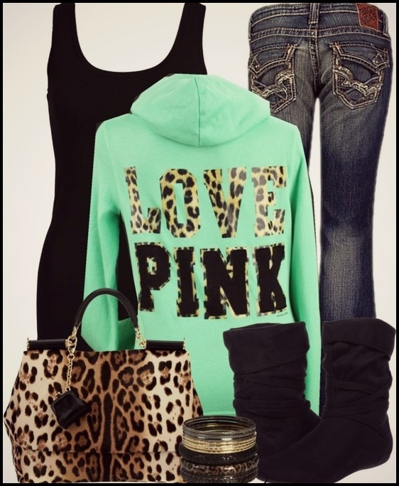 Victoria's Secret PINK outfit! <3  or even just a gift card so I can go shopping myself!! :D