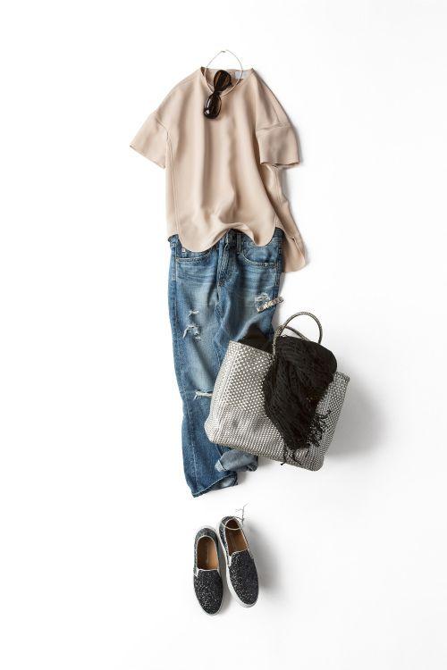 Kyoko Kikuchi's Closet | ブルーデニムの新しい感覚
