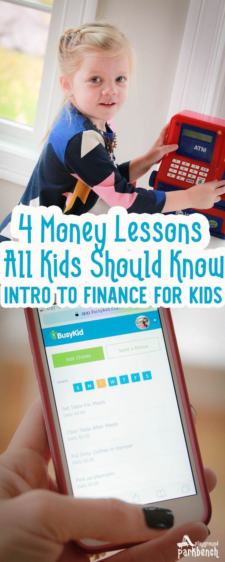 When should you start teaching your kids about money? And what should you teach them? #AD These 4 simple money lessons are the perfect introduction to finance for kids, and you can start as soon as they are old enough to count | Family Finances | Preschool | Kindergarten | Allowances | #familyfinances #ForKids