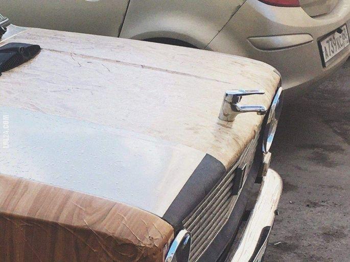 Liczy się marka, czy kran? #samochód #kran