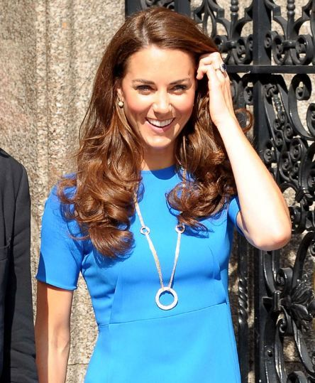 Kate Middleton before her pregnancy!