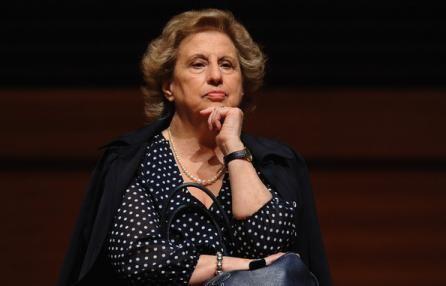Maria Falcone: «Quando nessuno osava dire la parola Mafia»  di Antonella Viale