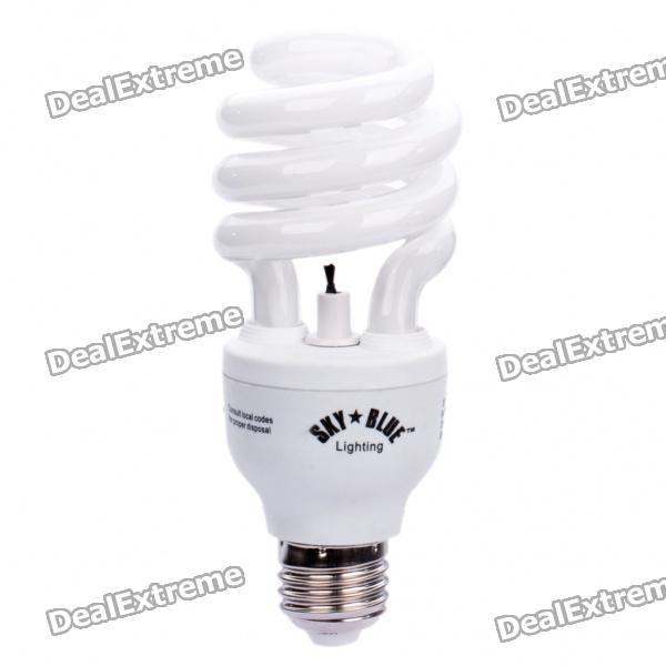 E27 20W Negative Ion Air Purifier Energy Saving White Light Bulbs (220-230V)