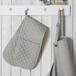 Buy Double Oven Glove - from The White Company