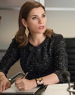 Dress like Alicia Florrick from The Good Wife