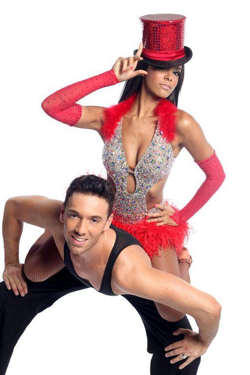 Shy'm et Maxime Dereymez - Danse avec les stars 2
