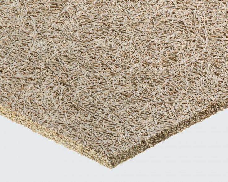 Wooden acoustic panel / wood wool / for interior fittings / false ceiling slab CELENIT ACOUSTIC  CELENIT