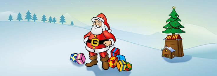 Online Advent Calendar, a count down to Christmas Day - SantaGames.Net