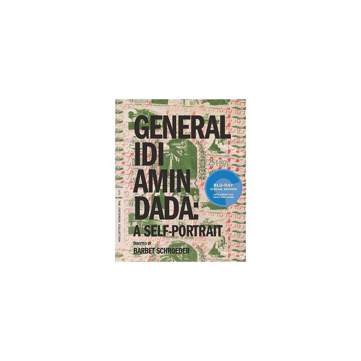 General Idi Amin Dada:Self Portrait (Blu-ray)