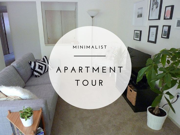 A Tour of Our Minimalist Apartment
