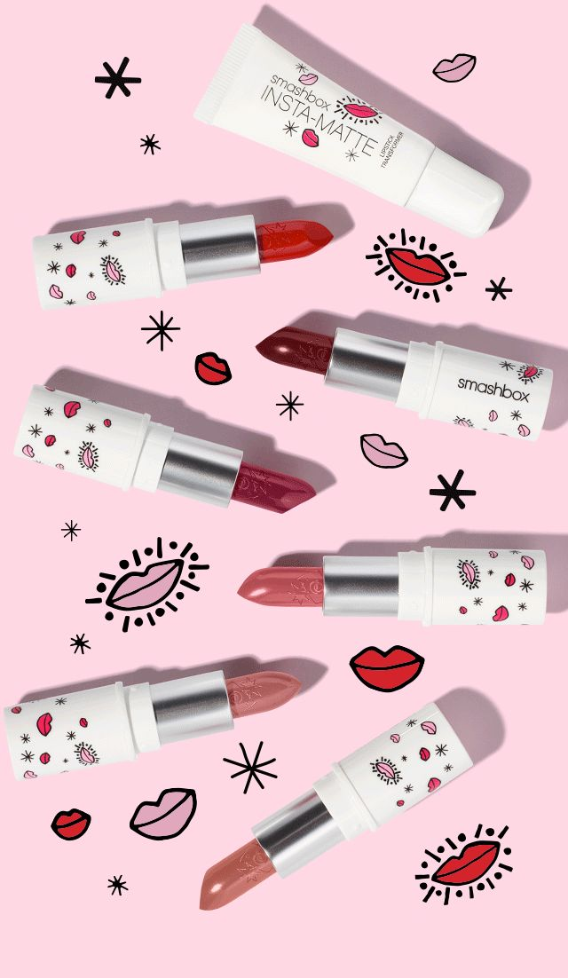 Shop Holiday Lipstick Mattifier Set