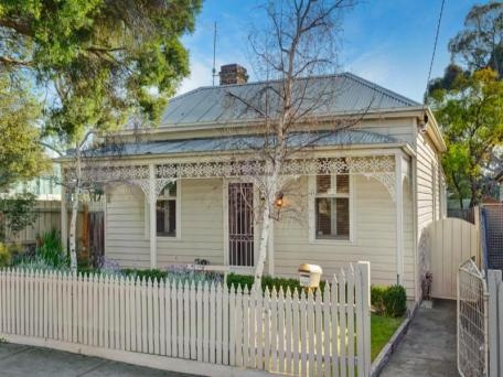 This is so cute! Victorian weatherboard, Kew, vic