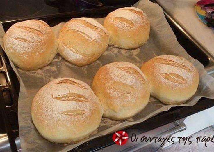 Ψωμί με τέλεια ελαστική ζύμη χωρίς ζύμωμα