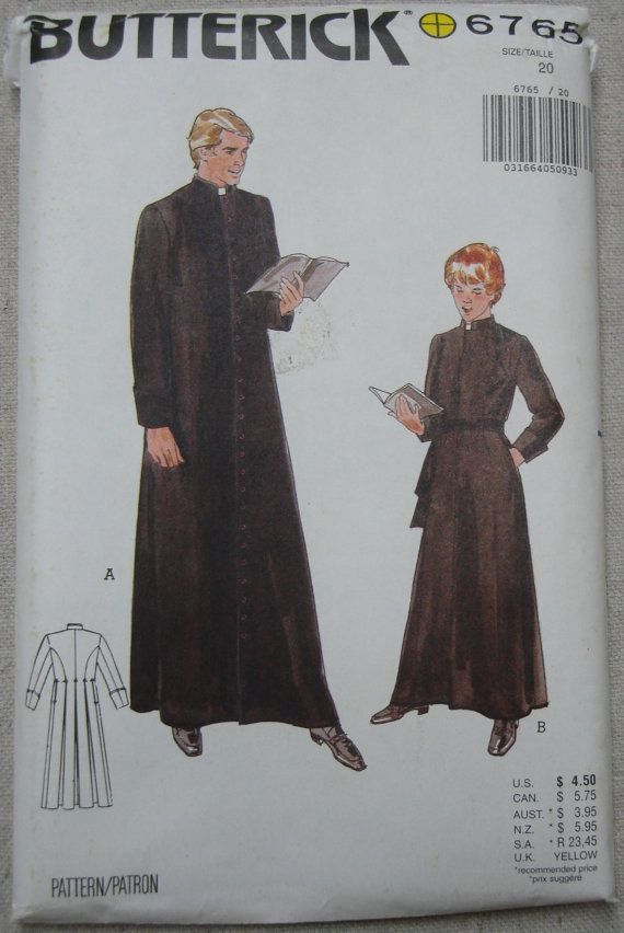 Priests Cassock Clergy Vestments
