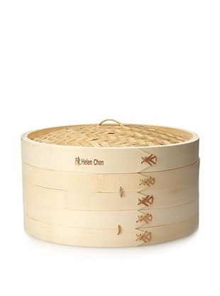 50% OFF Helen Chen's Asian Kitchen Bamboo Steamer