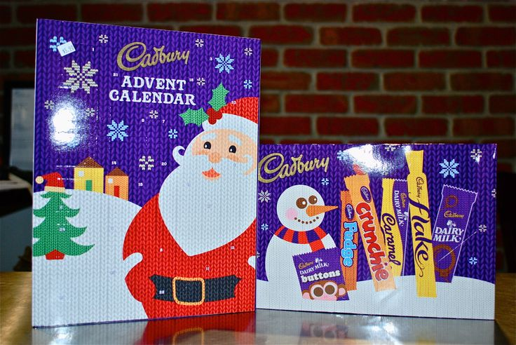 Cadbury Advent Calendars and Variety boxes are available at both North Vancouver and Kitsilano stores!