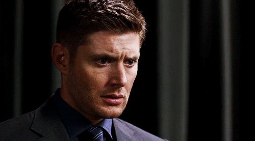 [GIF] Dean(but actually Jensen) being so DONE. This is literally the best expression he's ever had. And that's a long list.
