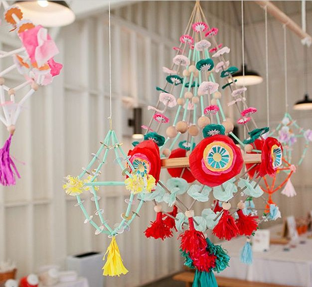 241 Best Pajaki Chandelier Himmeli Images On Pinterest