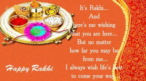 Happy Raksha Bandhan Messages