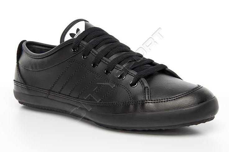 Adidas Buty Męskie Nizza LO Remo Black1/Black1/Wht - Adidas,Nike,Reebok,Puma,And 1,Buty sportowe