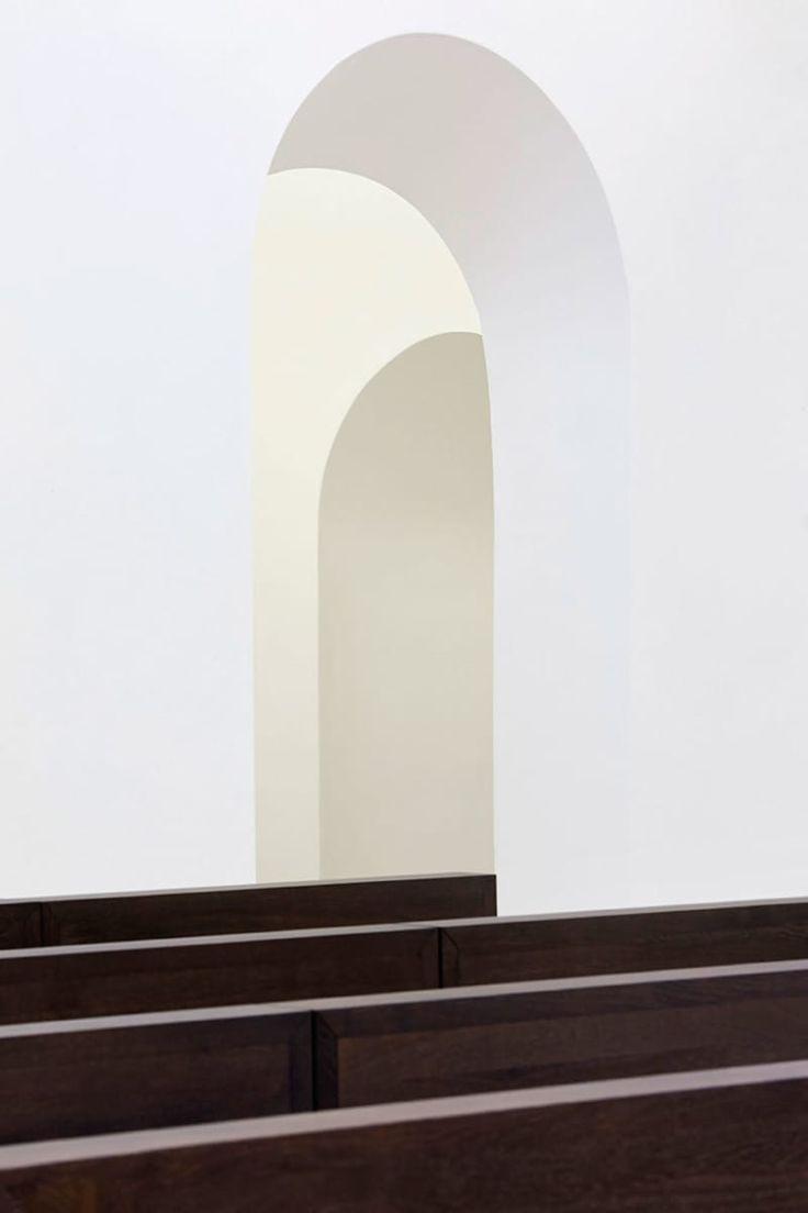 John Pawson, Hufton + Crow · Moritzkirche