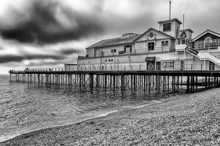 Beside the Pier by Reuben Chircop on 500px