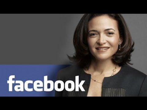 I am in awe of the oh so accomplished Cheryl Sandberg...