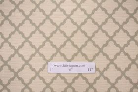 Robert Allen Casablanca Geo Upholstery Fabric in Aquamarine $18.95 per yard
