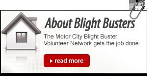 Blight Busters - Detroit